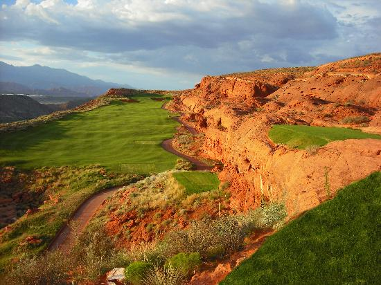 St. George, UT: Sand Hollow Golf- Utah's #1 course!