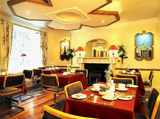 Leeson Bridge Guesthouse: Our Breakfast Room