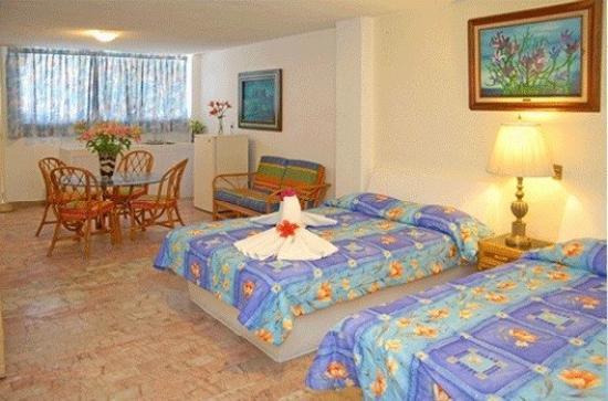 Hotel Costa Linda: Guest Room