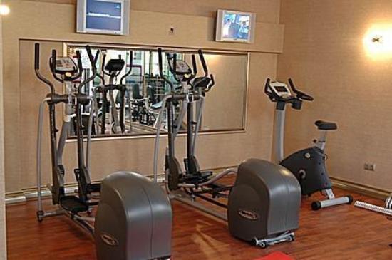 Elite Hotel Dragos: Gym
