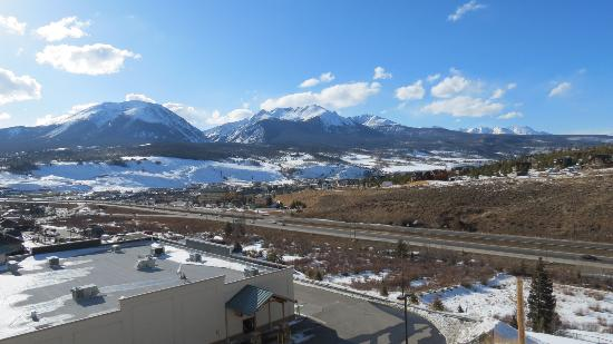 Comfort Suites Summit County: view of the mountains