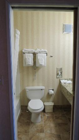 Comfort Suites Summit County: bathroom