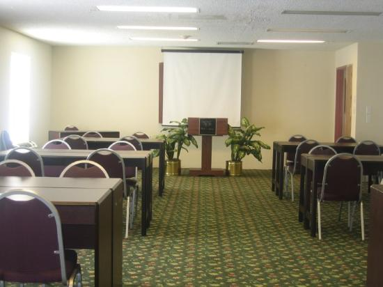 America's Best Inn Jackson MS Hotel: Meeting Room