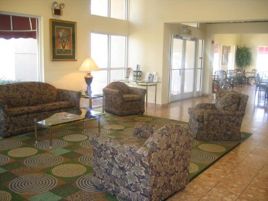 America's Best Inn Jackson MS Hotel: Lobby