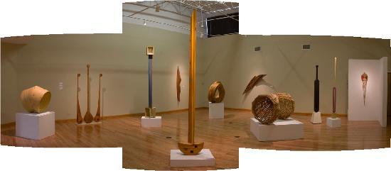 Exhibit at the Dunedin Fine Art Center