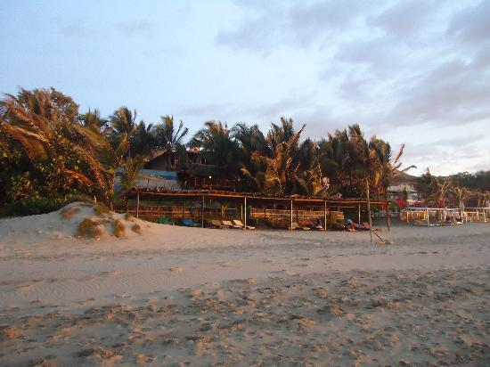 Hotel CasaBarco: Casa Barco frente al mar