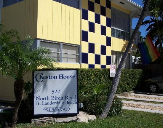 Cheston House Gay Resort: Exterior Corner View