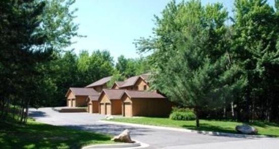 RIB Mountain Inn: Townhomes and  Villas