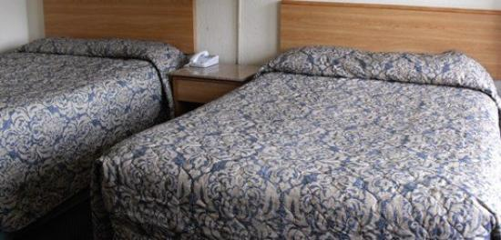Drake Motel: Double Beds