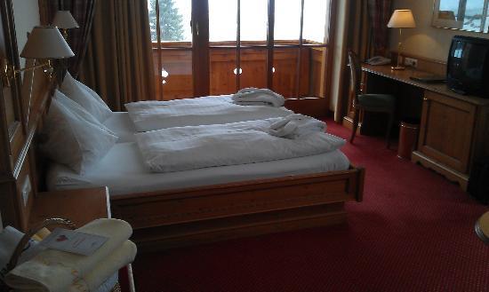 Landhotel Reiterhof: Schlafbereich