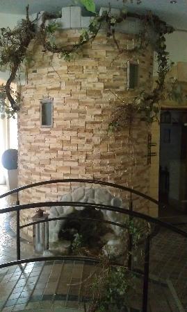 Landhotel Reiterhof: im Saunabereich