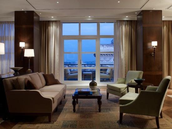 Park Hyatt Istanbul - Macka Palas: ISTPH_P058 presidential suite living room