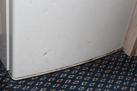 Jormand Hotel Apartments: Kühlschrank