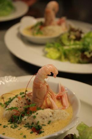 Restaurant l 39 amiral dans concarneau avec cuisine fran aise for Plat cuisine francaise