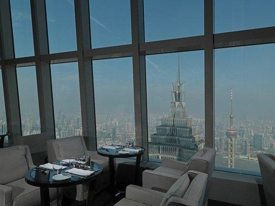 Park Hyatt Shanghai: SHAPH_P092 Living Room with View