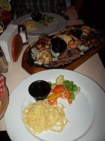 Mr. Papa's : Surf N Turf for 2
