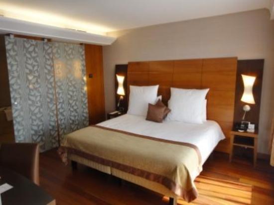 Hotel Parc Beaumont : Chambre