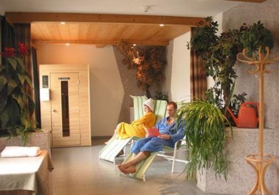 Hotel Tirolerhof: Sauna