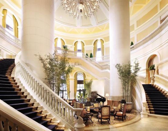 Four Seasons Hotel Macau, Cotai Strip: Hotel Lobby