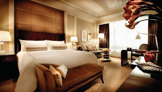 Four Seasons Hotel Macau, Cotai Strip: MAC Room