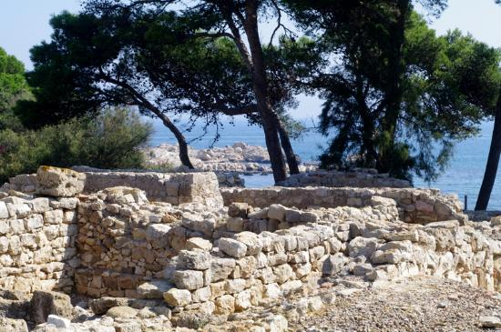 Can Bayre : Greek city at Empuries