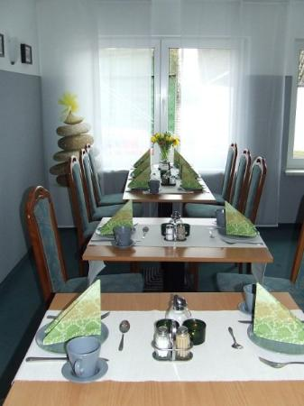 Residenz Hotel Eurostar: Breakfastroom