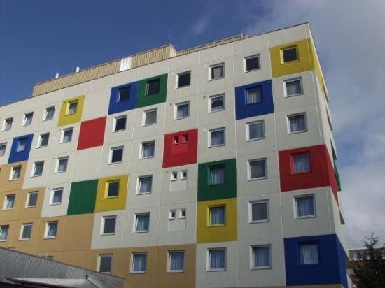 Aden Hotel: BrainPark Hotel