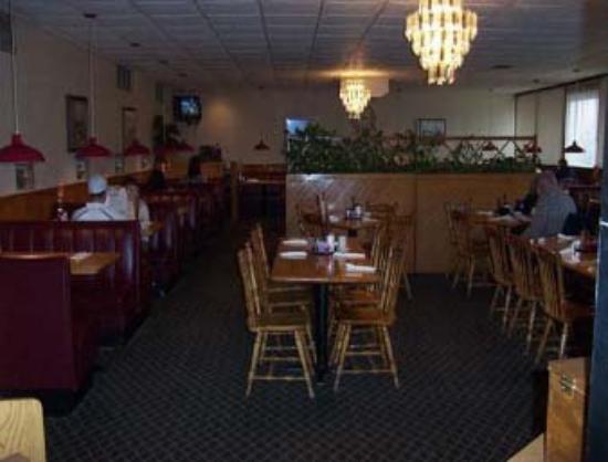 Knights Inn Wabash: Onsite Restaurant