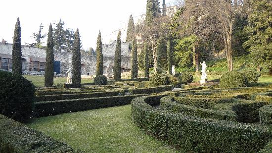 Gardens foto palazzo giardino giusti verona tripadvisor for B b giardino giusti verona