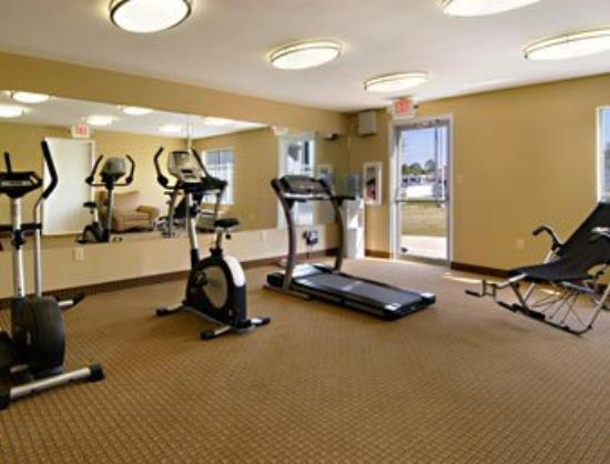 Best Western Lafayette Inn: Fitness Center