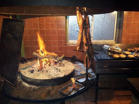 Asador Patagonico: Il cordero asado