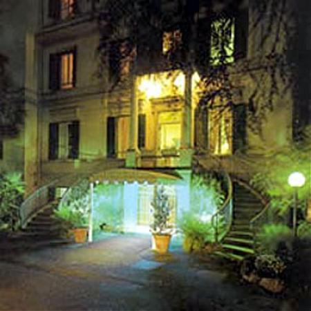 Hotel Villa Aricia : Exterior view
