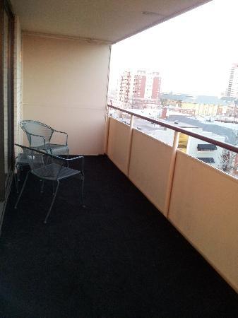 Warwick Denver Hotel Private Balcony