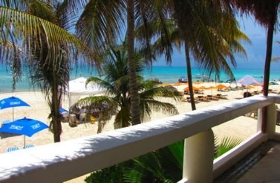 Playa Palms Beach Hotel: Balcony