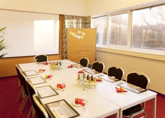 Comfort Hotel Wiesbaden Ost: Meeting Room