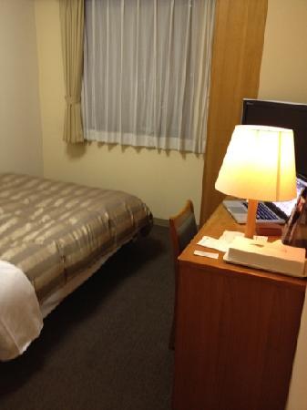 Hotel Route-Inn Gotenba: お部屋