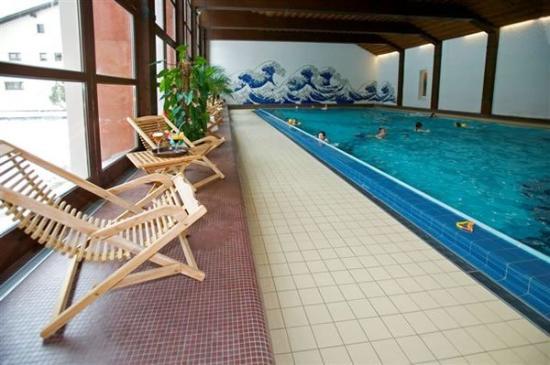 Disentiserhof - Bergerlebnis: Pool
