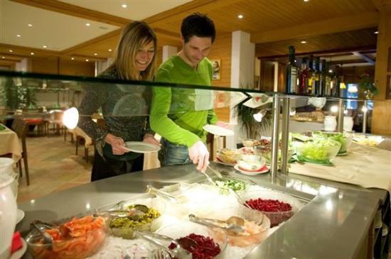 Disentiserhof - Bergerlebnis: Dining