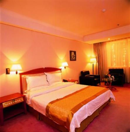 Hai Ba Intl Hotel HMCC Gold : Guest room