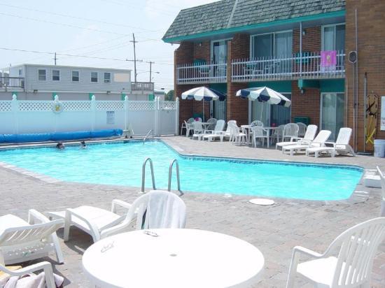 Mariner Inn: Pool view