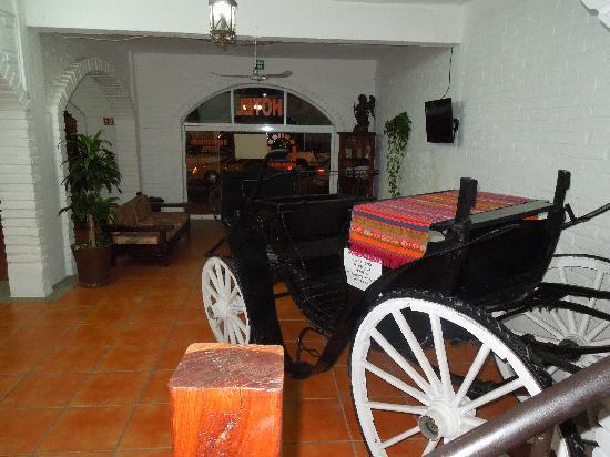 Hotel Hacienda de Vallarta Centro : lobby