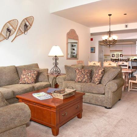 Meadows at Eagleridge: Living Room