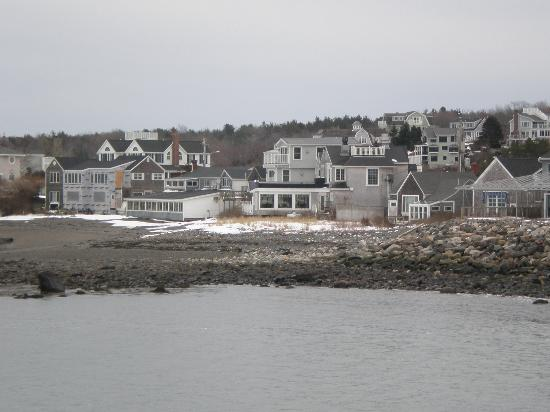 Scotch Hill Inn: View of Perkins Cove- Ogunquit