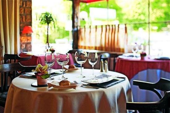 Logis Le Normandie : Restaurant
