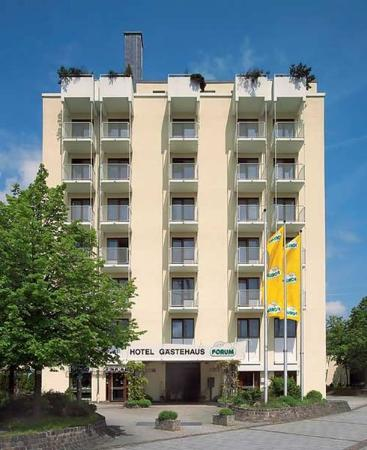 Hotel Gästehaus Forum Am Westkreuz: Exterior view