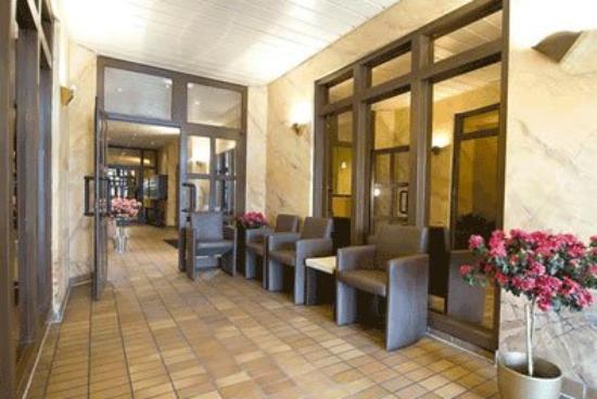 Hotel Gästehaus Forum Am Westkreuz: Lobby View