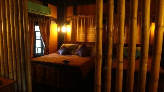 Ganesha Park: une partie de la chambre