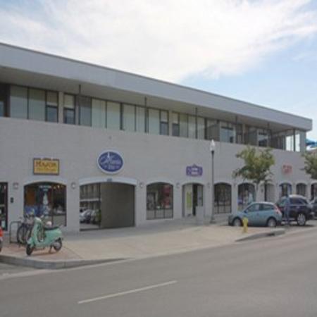 Atlantis Inn: Rehoboth Avenue Entrance