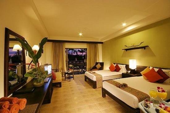 Krabi La Playa Resort: Guest Room