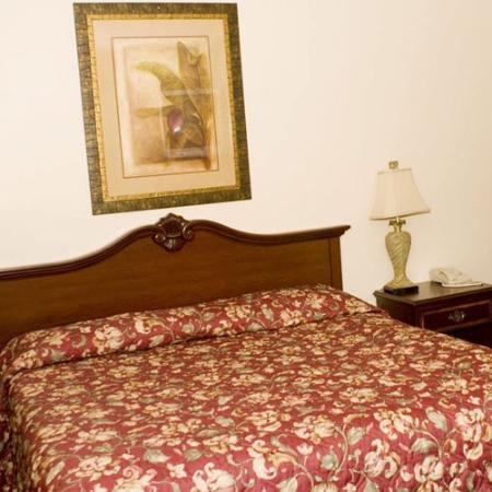 Golden Circle Inn & Suites: Interior